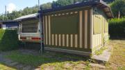 Campingparzelle Wohnwagen inkl.