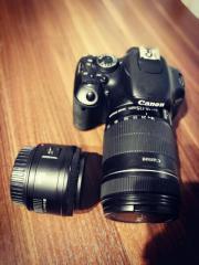 Canon EOS 600D -