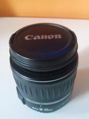 Canon objektiv 18-