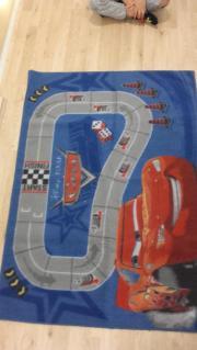 Cars Teppich