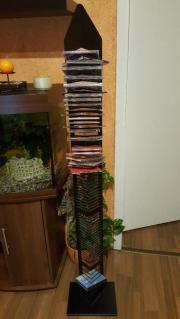 CD Ständer Gut erhaltener und stabilder CD Ständer aus Metall zu verkaufen. Für 60 einzel CD`s und 6 doppel ... 10,- D-90765Fürth Poppenreuth Heute, 21:54 Uhr, Fürth Poppenreuth - CD Ständer Gut erhaltener und stabilder CD Ständer aus Metall zu verkaufen. Für 60 einzel CD`s und 6 doppel