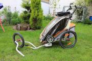 Chariot CX1 Fahrradanhänger