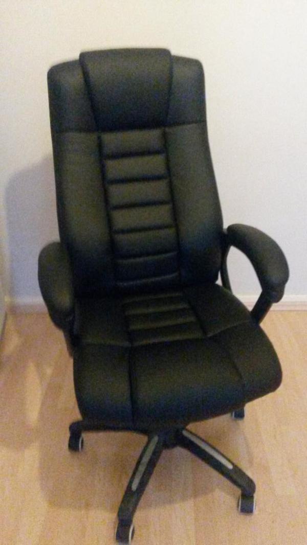 chefsessel schwarz kaufen gebraucht und g nstig. Black Bedroom Furniture Sets. Home Design Ideas
