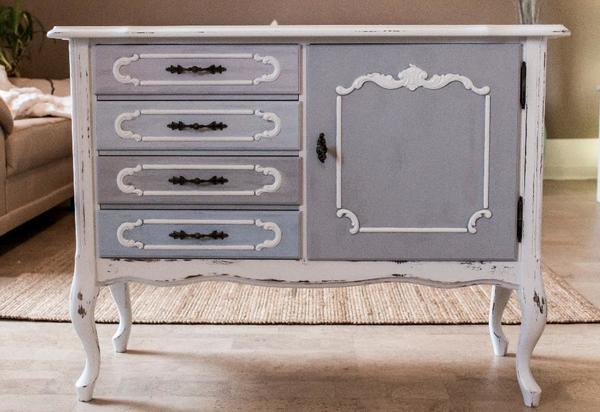 shabby chic kommode kaufen gebraucht und g nstig. Black Bedroom Furniture Sets. Home Design Ideas