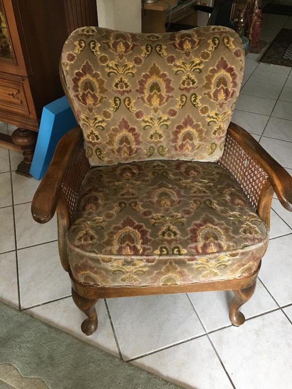 chippendale sessel kaufen gebraucht und g nstig. Black Bedroom Furniture Sets. Home Design Ideas