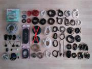 Cinchkabel, TV Kabel, Telefonkabel, Antennenkabel, HiFi Kabel, PC Kabel, RGB Kabel, TAE Kabel, Sat gebraucht kaufen  Wiesloch