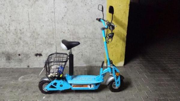 city speedster 500 800 e scooter elektro roller in. Black Bedroom Furniture Sets. Home Design Ideas
