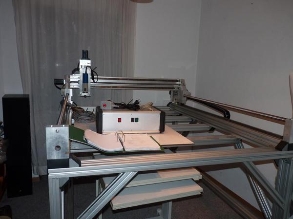 cnc fr ser fr smaschine graviermaschine in ismaning. Black Bedroom Furniture Sets. Home Design Ideas
