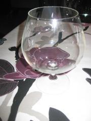 Cognacschwenker, Glas, 8