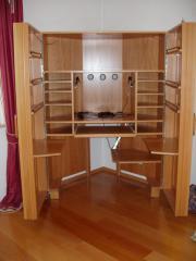 computereckschrank haushalt m bel gebraucht und neu kaufen. Black Bedroom Furniture Sets. Home Design Ideas