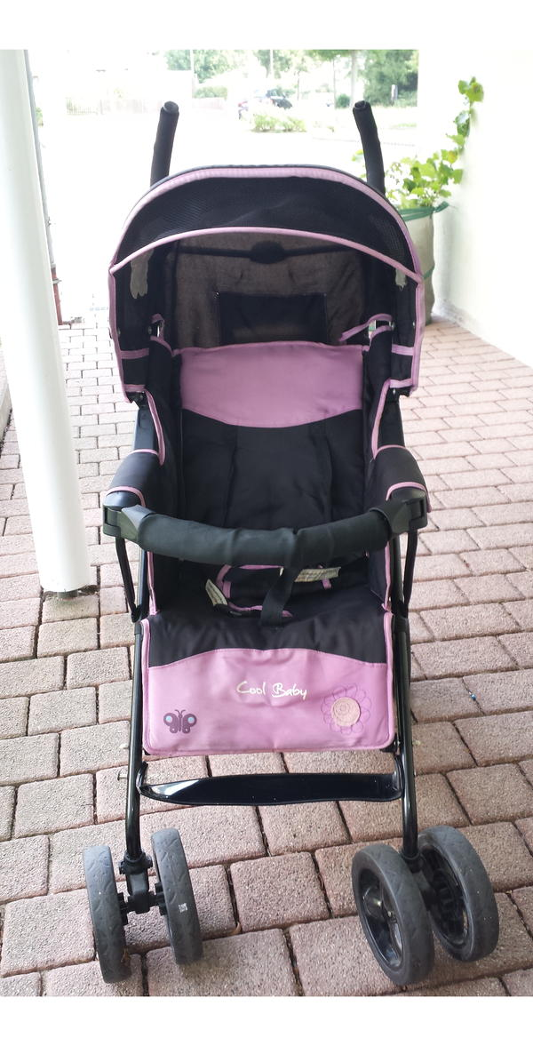 cool baby buggy in knittlingen buggys sportwagen kaufen. Black Bedroom Furniture Sets. Home Design Ideas