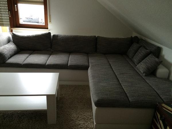 Couch garnitur gebraucht in sinzheim polster sessel for Schlafsofa quoka