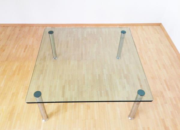 wohnzimmer glastisch quadratisch:Pin Couchtisch Aus Glas Für ...
