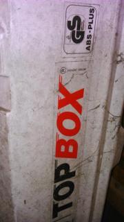 Dachbox für Bus