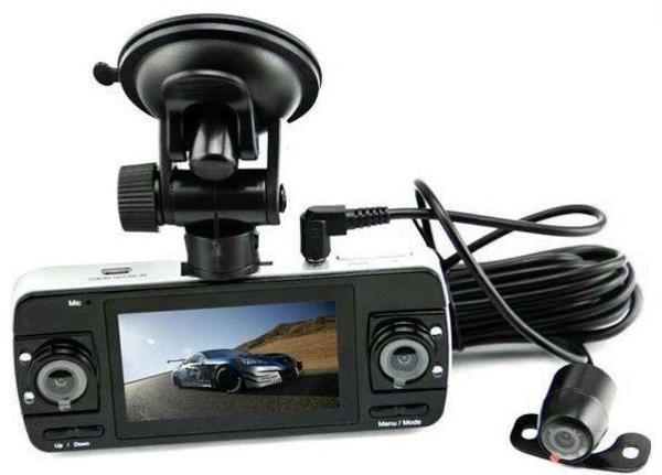 dashcam auto dvr kamera f80 mit 3 kameras in frankfurt navigationssysteme kaufen und verkaufen. Black Bedroom Furniture Sets. Home Design Ideas