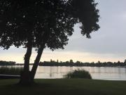Datsche am See