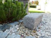 Dekorative, marmorierte Mauersteine ,
