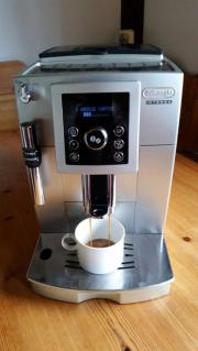 DeLonghi ECAM 23.420.SR Intensa Kaffeevollautomat silber DeLonghi ECAM 23.420.SR Intensa Kaffeevollautomat silber Voll Funktionsfähig!!! ... 220,- D-97348Markt Einersheim Heute, 09:34 Uhr, Markt Einersheim - DeLonghi ECAM 23.420.SR Intensa Kaffeevollautomat silber DeLonghi ECAM 23.420.SR Intensa Kaffeevollautomat silber Voll Funktionsfähig!!!