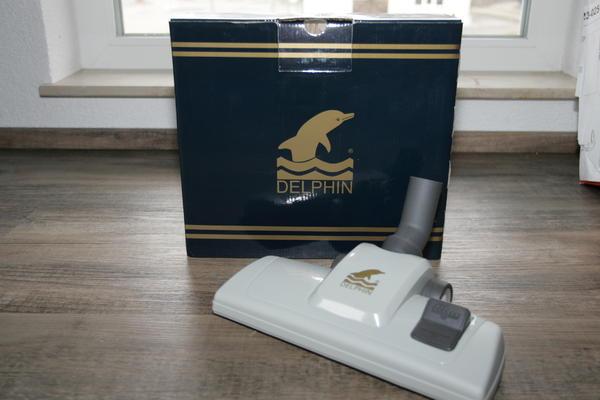 delphin staubsauger wasserstaubsauger teppichbürste in  ~ Staubsauger Delphin