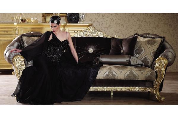 Polster sessel couch deluxbux exklusiv italienische for Tische exklusiv