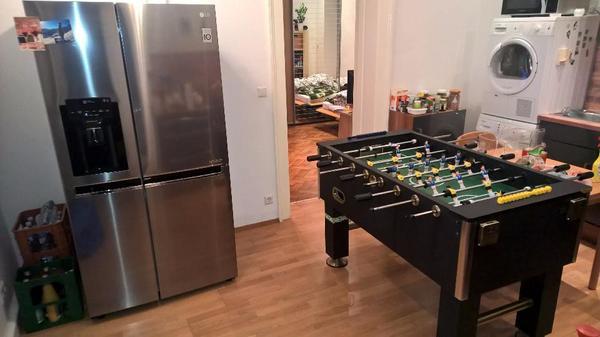 tischfussball gebraucht kaufen 2 st bis 65 g nstiger. Black Bedroom Furniture Sets. Home Design Ideas