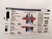 Depeche Mode Ticket /