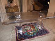 acryl tisch haushalt m bel gebraucht und neu kaufen. Black Bedroom Furniture Sets. Home Design Ideas