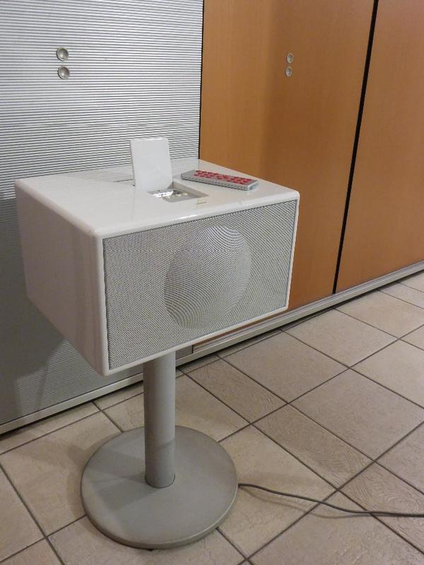 design musikanlage geneva model l in karlsruhe stereoanlagen t rme kaufen und verkaufen ber. Black Bedroom Furniture Sets. Home Design Ideas