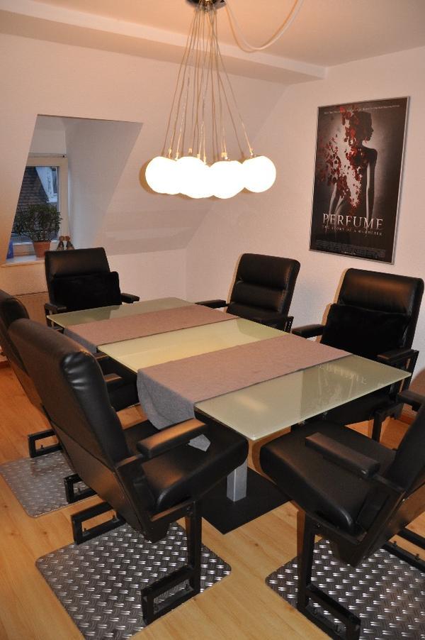 designer esstisch neu und gebraucht kaufen bei. Black Bedroom Furniture Sets. Home Design Ideas