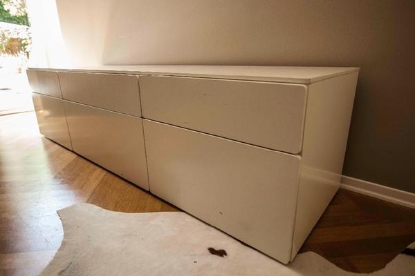 Sideboard gro em neu und gebraucht kaufen bei for Schrank 220 hoch