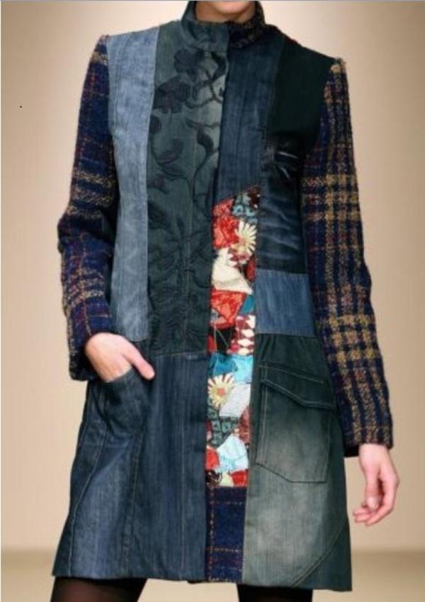 jeans mantel neu und gebraucht kaufen bei. Black Bedroom Furniture Sets. Home Design Ideas