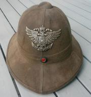 Deutscher Tropenhelm 1911 -