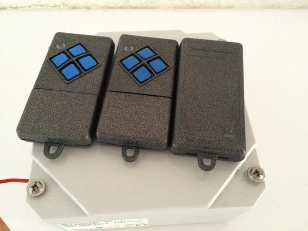 dickert funkempf nger 4 kanal 868 mhz inkl 3 mini handsender in stuttgart t ren zargen. Black Bedroom Furniture Sets. Home Design Ideas