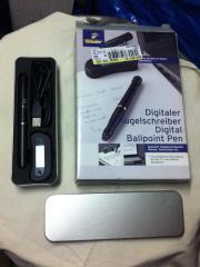 Digitaler Kugelschreiber von