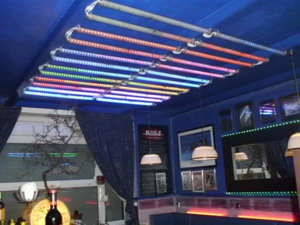 disco bar beleuchtung led rgb euro in offenbach. Black Bedroom Furniture Sets. Home Design Ideas