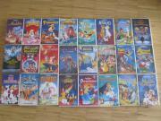 Disney -Videokassetten