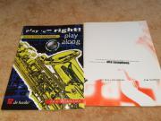 Div. Saxophonbücher