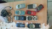 diverse Handys für
