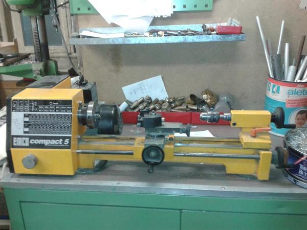 Emco drehmaschine kaufen gebraucht und g nstig for Marmorplatte gebraucht