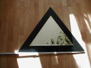 dreieckiger spiegel haushalt m bel gebraucht und neu kaufen. Black Bedroom Furniture Sets. Home Design Ideas