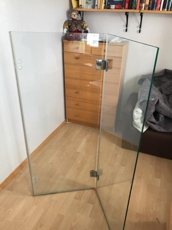 duschwand gebraucht kaufen nur noch 4 st bis 75 g nstiger. Black Bedroom Furniture Sets. Home Design Ideas
