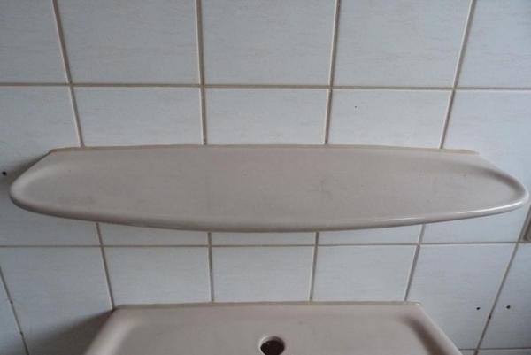 duschwanne duschabtrennung waschbecken mit ablage in m ckm hl bad einrichtung und ger te. Black Bedroom Furniture Sets. Home Design Ideas