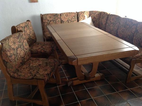 eckbank neu neu und gebraucht kaufen bei. Black Bedroom Furniture Sets. Home Design Ideas