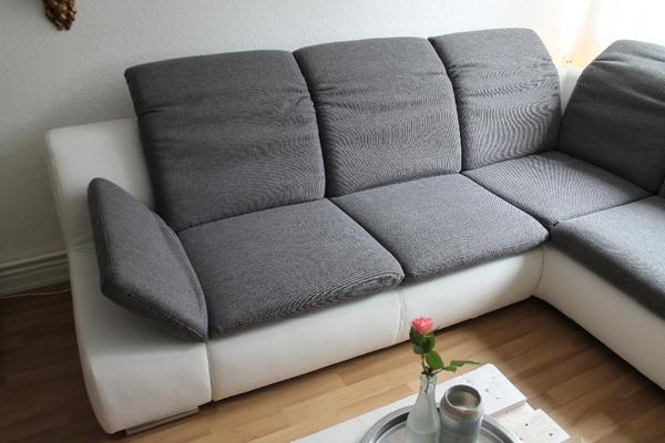 ecksofa l couch grau meliert wei kleinanzeigen aus. Black Bedroom Furniture Sets. Home Design Ideas