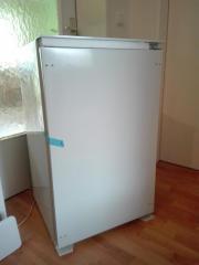 Einbau kühlrank mit