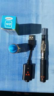 Eine E-Zigarette