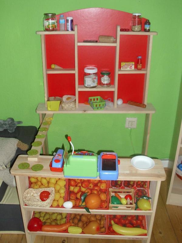 einkaufsladen kaufladen in bonn sonstiges kinderspielzeug kaufen und verkaufen ber private. Black Bedroom Furniture Sets. Home Design Ideas