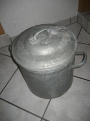 Einkocher aus verzinktem