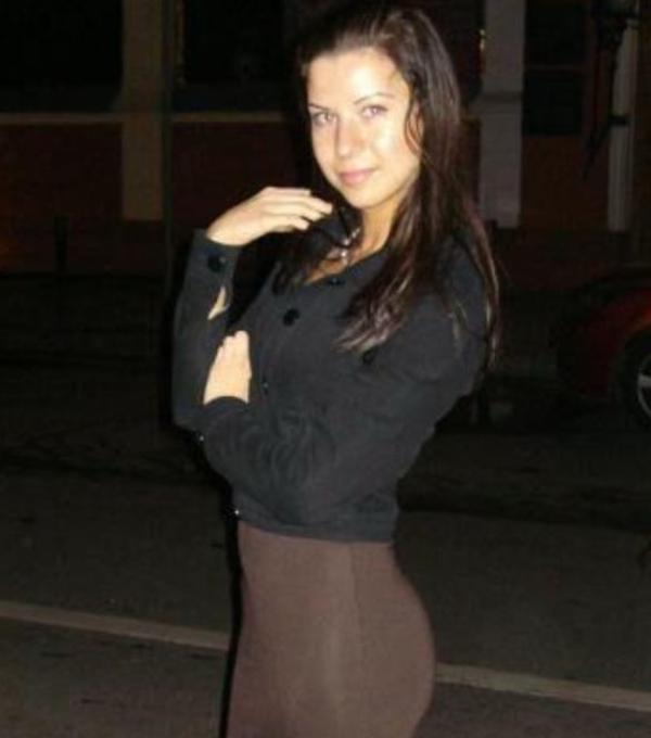 attraktive Brasilianerin sucht einen Mann zum Verlieben...