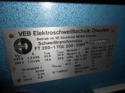 Elektroden Schweißer - Schweißgerät -